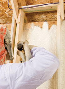 Gilbert Spray Foam Insulation Services and Benefits